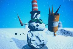 snowmannosenobounds